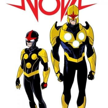 A Tale Of Two Novas – Catching Up With The Nova Corps