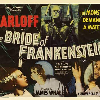 Castle Of Horror: The Monster Grows Up In Bride Of Frankenstein