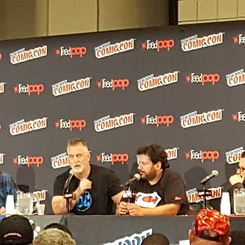 The Superman Family Gathers At NYCC16