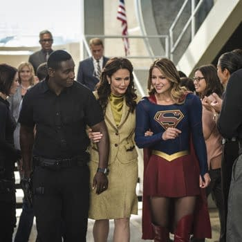 Supergirl: Welcome To Earth Straight Out Of Todays News