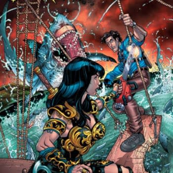 """""""He Overshot The Time Period By A Good Thirty Years…"""" – Scott Lobdell On Army Of Darkness / Xena"""