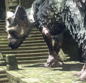 Finally The Last Guardian Has Gone Gold