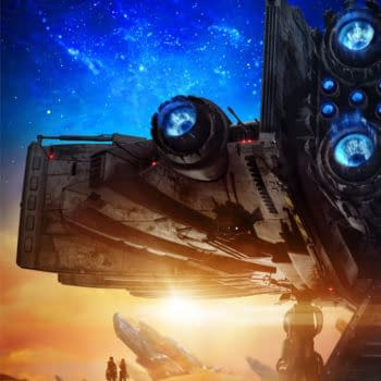 NYCC 2016: Valerian and the City of a Thousand Planets Poster Revealed