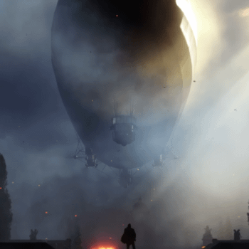 This Battlefield 1 Bug Makes A Crashing Zeppelin Even More Spectacular