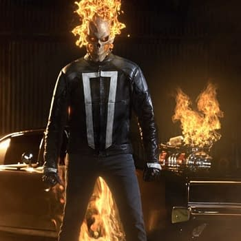 Hulu Marvel Announce Live-Action Ghost Rider Helstrom Series Gabriel Luna Returning