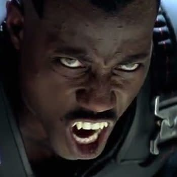 Marvel Are Working On 'Something' Blade Related Says Kate Beckinsale