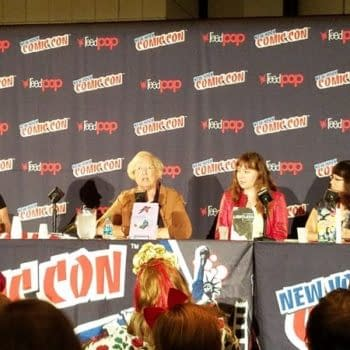 Backlash And Harassment Discussed in Blastr's Women in Geek Media Panel At NYCC