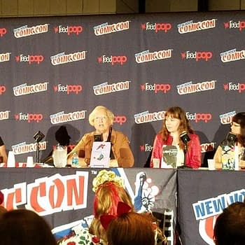 Backlash And Harassment Discussed in Blastrs Women in Geek Media Panel At NYCC