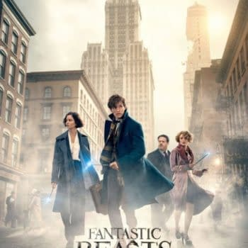 Fantastic Beasts And Where To Find Them, NYC 1926 And NYCC Now
