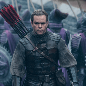 Monsters, Mayhem, And Mighty Whiteys: The Great Wall Presser From NYCC