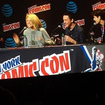 Batman Donald Trump And A Dog Dress As Robin &#8211 Inside The Gotham Panel At NYCC
