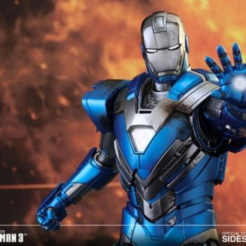Is The Latest Iron Man Sixth-Scale Figure A Zoolander Reference?