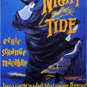 The Castle of Horor Podcast: Night Tide &#8211 The Summertime Horror Retrospective Comes To An End With Killer Mermaids