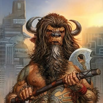 Neil Gaimans American Gods Brought To Comics With P. Craig Russell And Scott Hampton At Dark Horse