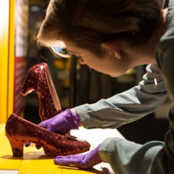 Help The Smithsonian Save Dorothy's Ruby Slippers