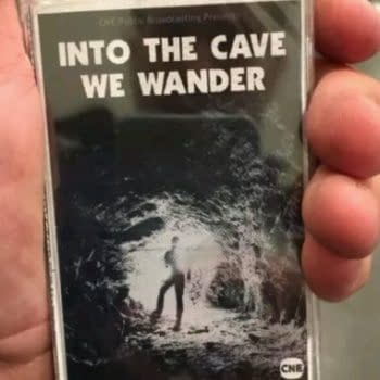 Gerard Way's Into The Cave We Wonder NYCC Cassette Selling For $125-$150 – Comic Stores Get Them On Wednesday
