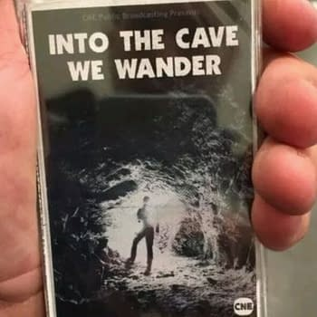 Gerard Ways Into The Cave We Wonder NYCC Cassette Selling For $125-$150 &#8211 Comic Stores Get Them On Wednesday