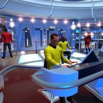 Star Trek: Bridge Crew Delayed Into 2017