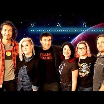 Jackson Lanzing Leads New Sci-Fi RPG Series Vast