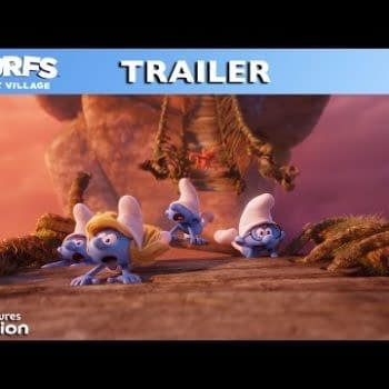 The Smurfs: The Lost Village Trailer Brings All CG World Questions Why Smurfette Is The Only Girl Smurf