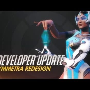 An Indepth Look At The Symmetra Redesign For Overwatch