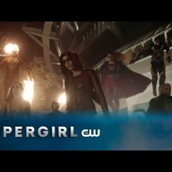 New Trailer For The CW's Heroes v Aliens Crossover