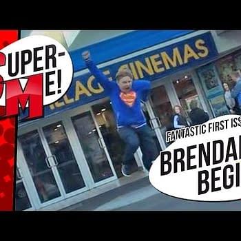 Brendan Wants To Be A Superhero&#8230 No Really
