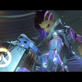 Sombra In Action – The New Overwatch Character In Game Play