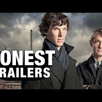 Sherlock Gets An Honest Trailer