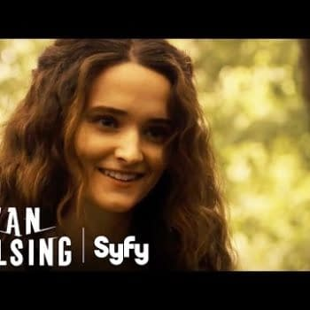 Flirting In The Apocalypse – Van Helsing Is Out In The World