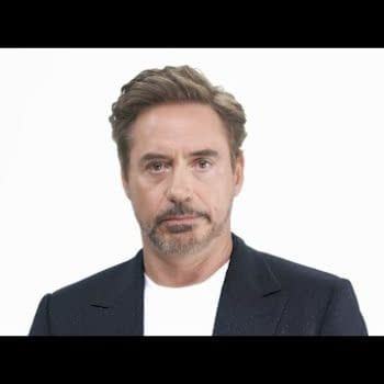 Robert Downey Jr. And Scarlett Johansson Return For Get Out The Vote Video