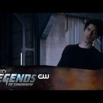 Now Mick Rory Is The Teacher And Ray Palmer Is the Pupil