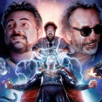 Kevin Smith Would Love To See 'Superman Lives' Emerge As An Animated Film