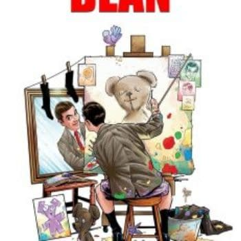 Mr. Bean Gets A Comic From Dabel Bros In 2017