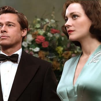 Brad Pitt's Allied Is Another Spin on Casablanca But This Time Rick and Ilsa Leave Together