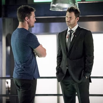 Arrow Takes A Chance On The Human Target And Misses