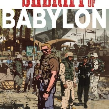 Sheriff Of Babylon's Second Volume Is Called Pow, Pow, Pow And Will Be Followed By Pew, Pew, Pew – NC Comicon