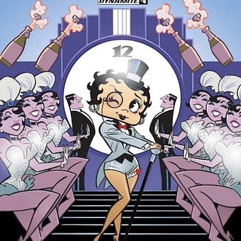 You Dont Want The Character To Be Updated So Much Shes No Longer Herself &#8211 Roger Langridge On Betty Boop