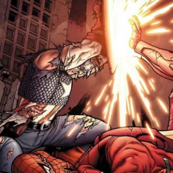 Marvel's TL;DR Tackles Civil War This Week