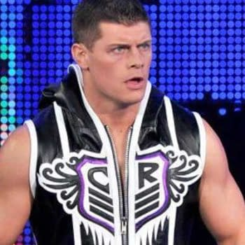 Check Out Cody Rhodes' Stitches After Last Night's ROH Championship Match At 'Best In The World'