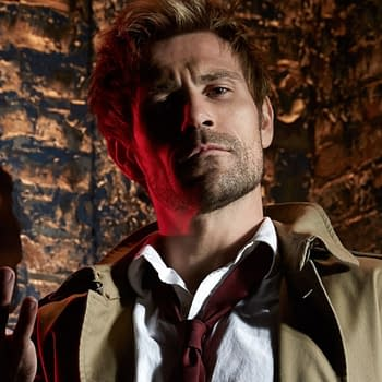 Matt Ryans Return To Constantine&#8230 Only Animated This Time