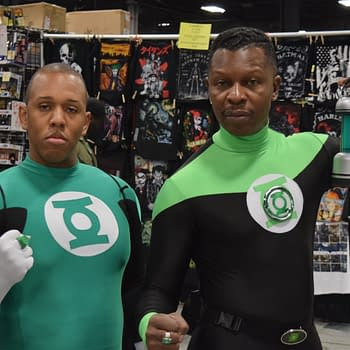 A Little Light Cosplay From New Jersey Comic Expo