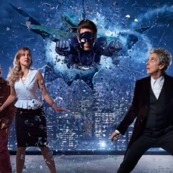 Dr. Who Christmas Special Poster Art And Details Revealed