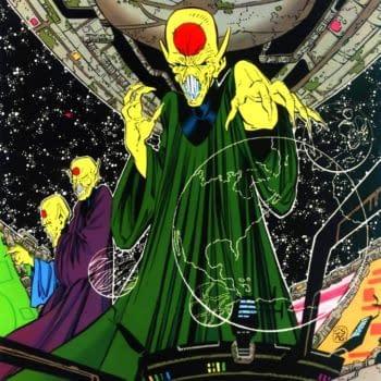 The Comic Book History Of The Dominators
