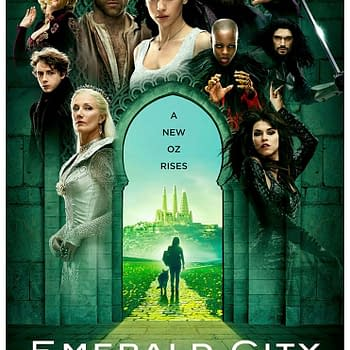 First Look At Vincent DOnofrio And Adria Arjona In Emerald City