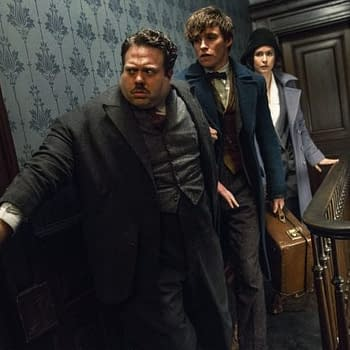 Fantastic Beasts Sequel Wont Be Entirely Set In Paris