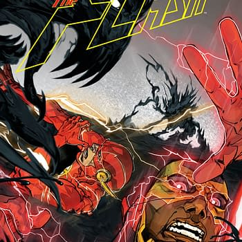 Joshua Williamson Talks Tower Of Darkness Shade And Where The Flash Is Going