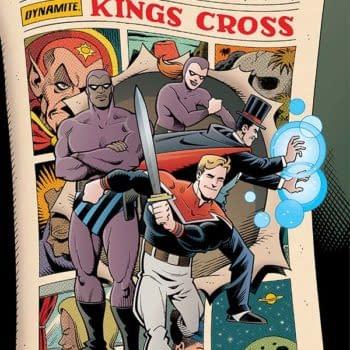 Creator's Commentary – Jesse Hamm Talks Flash Gordon: Kings Cross #1