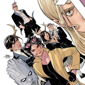 Christina Strain and Amilcar Pinna Bring Generation X Back To School This Spring
