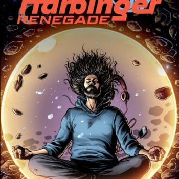 Harbinger Renegade #1 – The Advance Review